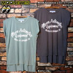 MOONEYESムーンアイズ/MOONAutomotiveレディースTシャツ