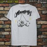MOONEYES/ムーンアイズ/ファジーダイスTシャツ