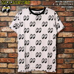 MOONEYES/ムーンイクイップド/オールオーバーTシャツ