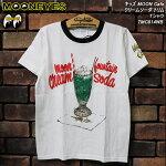 MOONEYESムーンアイズ/キッズクリームソーダTシャツ