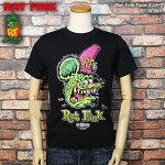 RATFINK/ラットフィンク/ムーンイズ/RatFinkフェイスTシャツ