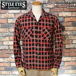 STYLEEYES/スタイルアイズ/フランネルスポーツシャツ