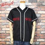WHITESVILLE/ホワイツビル/クラシックベースボールシャツ