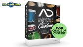 xlnaudio Addictive Drums2 Custom XL PDF 簡易パッケージ版【在庫限りの特別特価!】