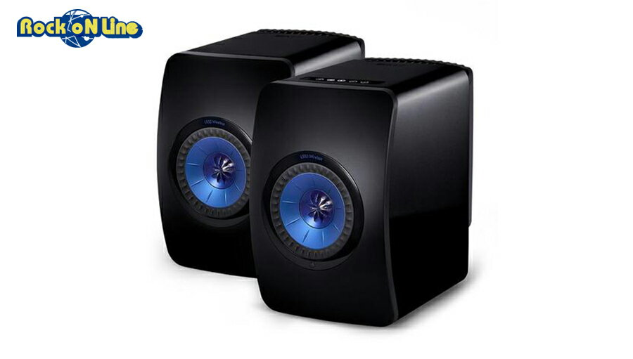 KEF『LS50 WIRELESS』