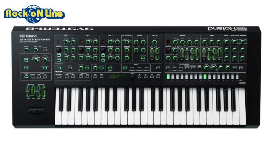 ピアノ・キーボード, キーボード・シンセサイザー ROLAND() SYSTEM-8