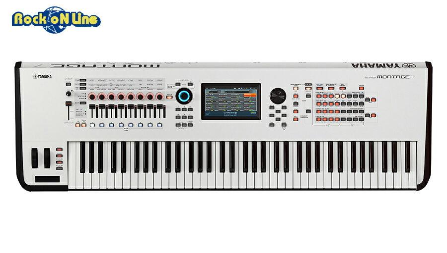 ピアノ・キーボード, キーボード・シンセサイザー YAMAHA() MONTAGE 7 WH