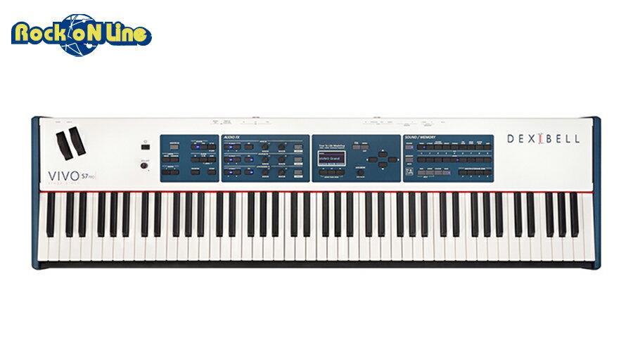ピアノ・キーボード, 電子ピアノ Dexibell() VIVO S7PRO88