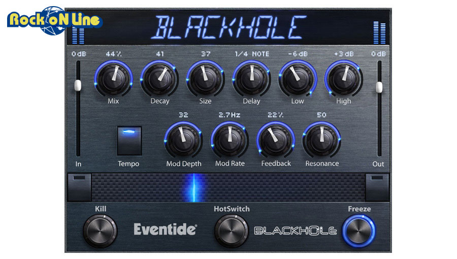 PCソフト, 音楽制作 Eventide() Blackhole NativeDTM