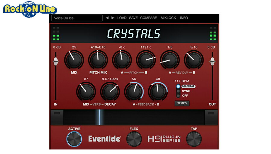 PCソフト, 音楽制作 Eventide() CrystalsDTM