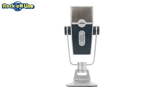 AKG(アーカーゲー)Lyra-Y3【1月24日頃発売予定、ご予約受付中!】【USBマイク】【コンデンサーマイク】【レコーディング】