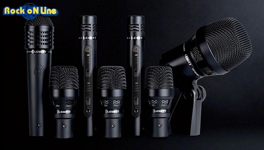 DAW・DTM・レコーダー, その他 LEWITT() DTP Beat Kit Pro 7Drum()