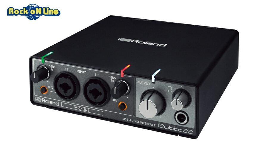 DAW・DTM・レコーダー, オーディオインターフェイス ROLAND() RUBIX22DTMUSB
