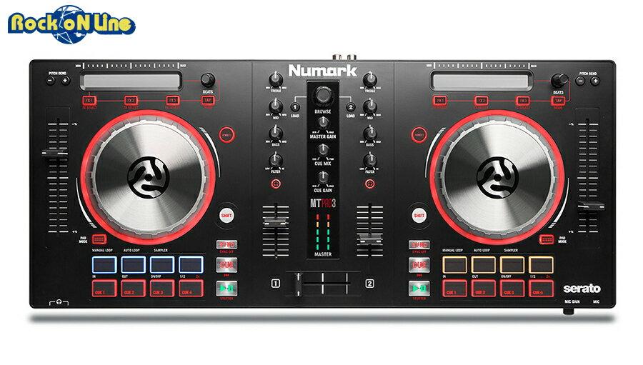 DJ機器, DJコントローラー Numark() MIXTRACK PRO 3PCDJDJ