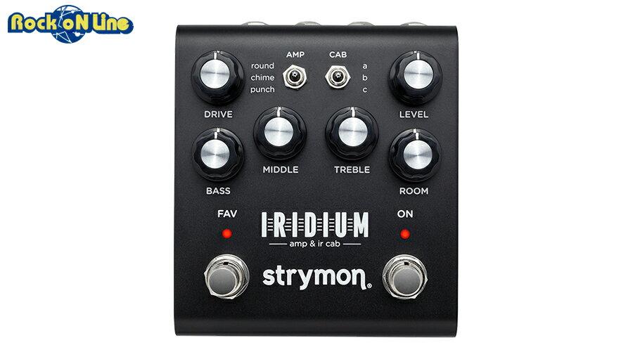 ギター用アクセサリー・パーツ, エフェクター Strymon() IRIDIUM