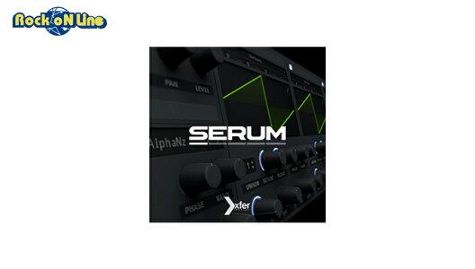 【クーポン配布中】XFERRECORDSSERUM【※シリアルPDFメール納品】【DTM】【ソフトシンセ】