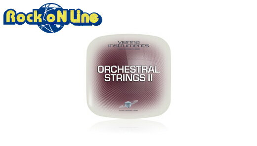 PCソフト, 音楽制作 VIENNA() ORCHESTRAL STRINGS 2DTM