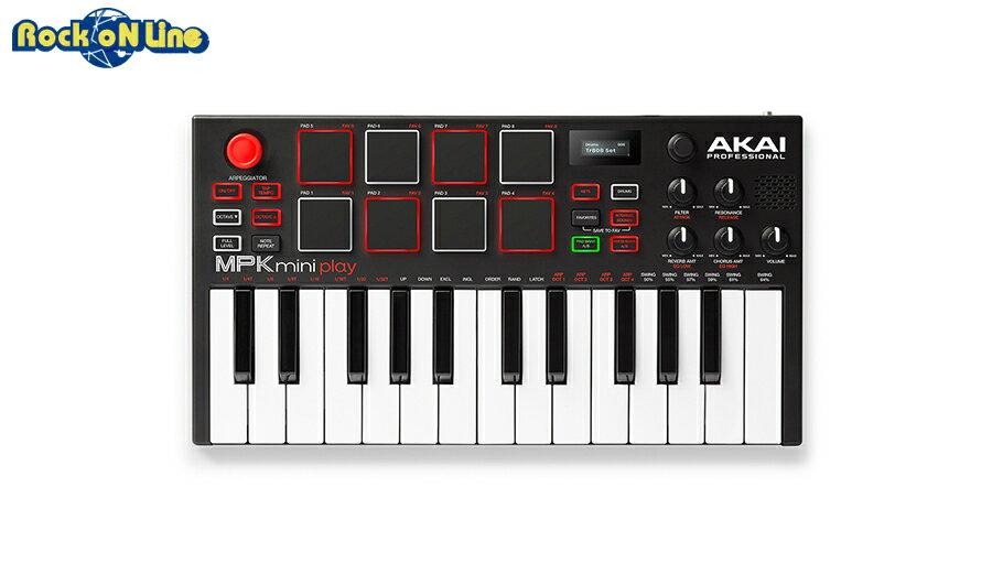 DAW・DTM・レコーダー, MIDIキーボード AKAI() MPK Mini PlayMIDI