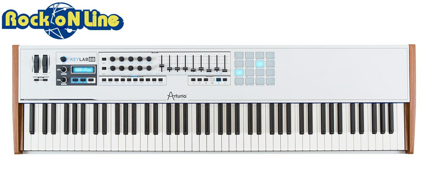ピアノ・キーボード, キーボード・シンセサイザー Arturia() KEYLAB 88DTMMIDI
