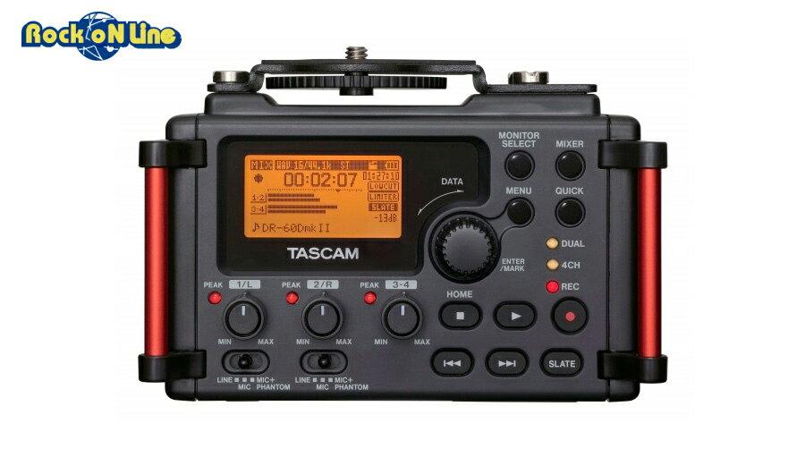 DAW・DTM・レコーダー, ポータブルレコーダー・フィールドレコーダー TASCAM() DR-60DMKIIPCM