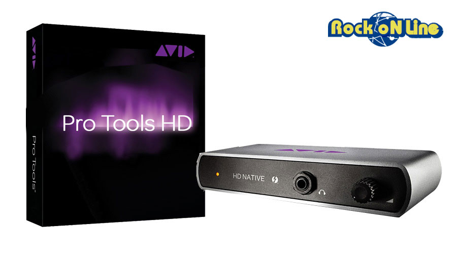 DAW・DTM・レコーダー, その他 Avid() Pro Tools HD Native TB with Pro Tools HD Software