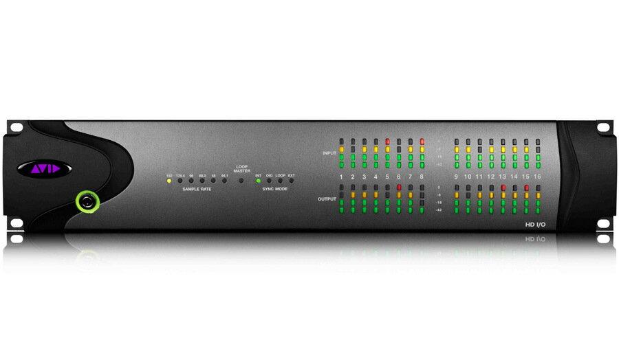 DAW・DTM・レコーダー, オーディオインターフェイス Avid() Avid HD IO 16x16 Analog