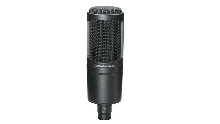 PA機器, マイク audio-technica AT2020