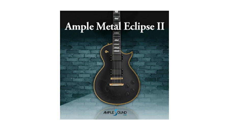 DAW・DTM・レコーダー, 音源 AmpleSound AMPLE METAL ECLIPSE II