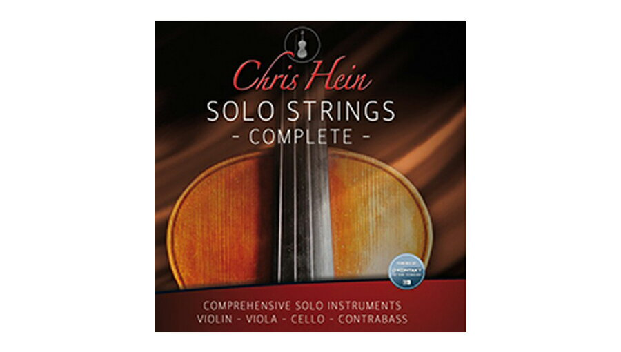 DAW・DTM・レコーダー, 音源 D2RBEST SERVICE CHRIS HEIN SOLO STRINGS COMPLETE