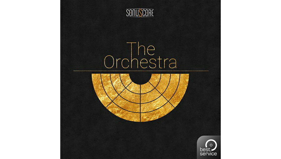 DAW・DTM・レコーダー, 音源 BEST SERVICE THE ORCHESTRA BOX