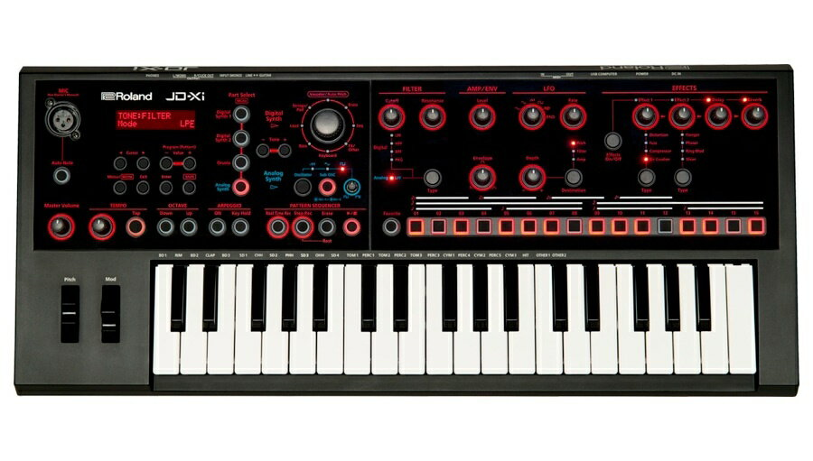 ピアノ・キーボード, キーボード・シンセサイザー ROLAND() JD-Xi