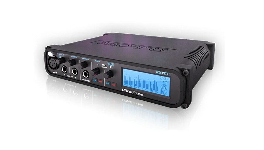 DAW・DTM・レコーダー, オーディオインターフェイス MOTU() UltraLite AVBDTM