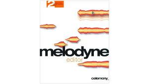 CELEMONY MELODYNE EDITOR 2.0