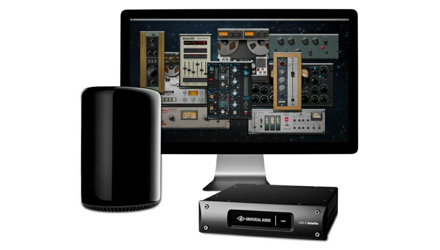 DAW・DTM・レコーダー, DTMセット Universal Audio() UAD-2 SATELLITE THUNDERBOLT QUAD COREDTM