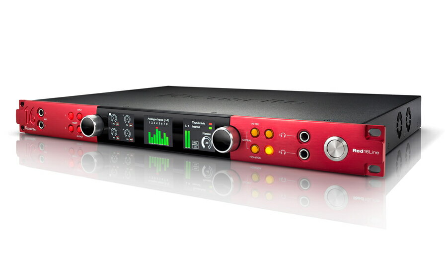 DAW・DTM・レコーダー, その他 Focusrite() RED 16 LineDTM