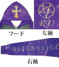 フード・両袖