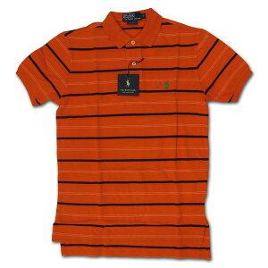 夏の定番!ラルフローレンの鹿の子素材半袖ポロシャツです。PoloRalphLauren(ラルフローレン) 鹿...