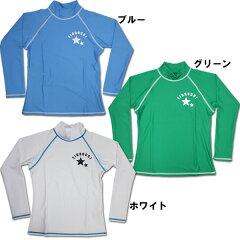 FIORUCCI 女性用長袖ラッシュガード 229-692