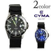 CYMA(シーマ) ダイバーウォッチ / ミリタリーウォッチ 腕時計 メンズ DIVER'S TYPE