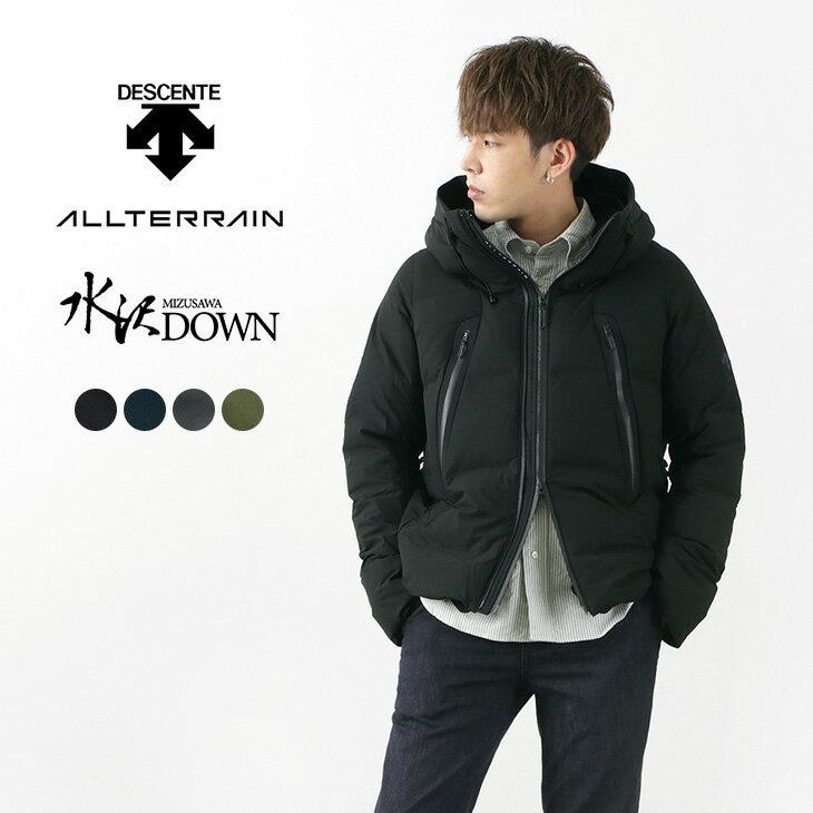 メンズファッション, コート・ジャケット DESCENTE ALLTERRAIN 2021 DAMSGK30U MIZUSAWA DOWN JACKET MOUNTAINEER