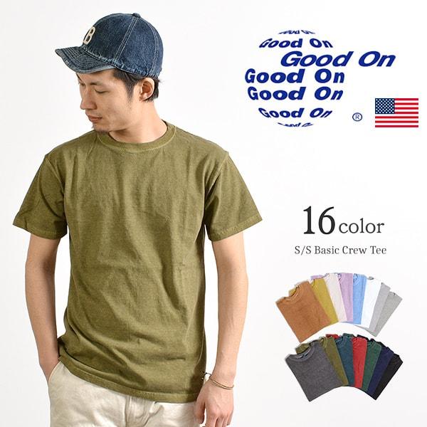 トップス, Tシャツ・カットソー 10 1301:59GOOD ON T GOST-701