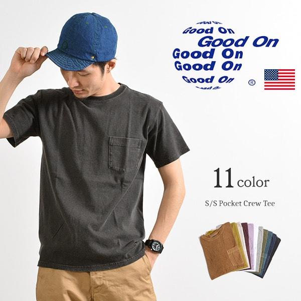 トップス, Tシャツ・カットソー 10 1301:59GOOD ON T GOST0903