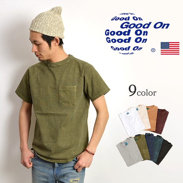 トップス, Tシャツ・カットソー 42 01:59GOOD ON T 9 GOST-1101