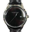 TOMORA メンズ腕時計 Classic Date T-1605S-SBR ブラウン
