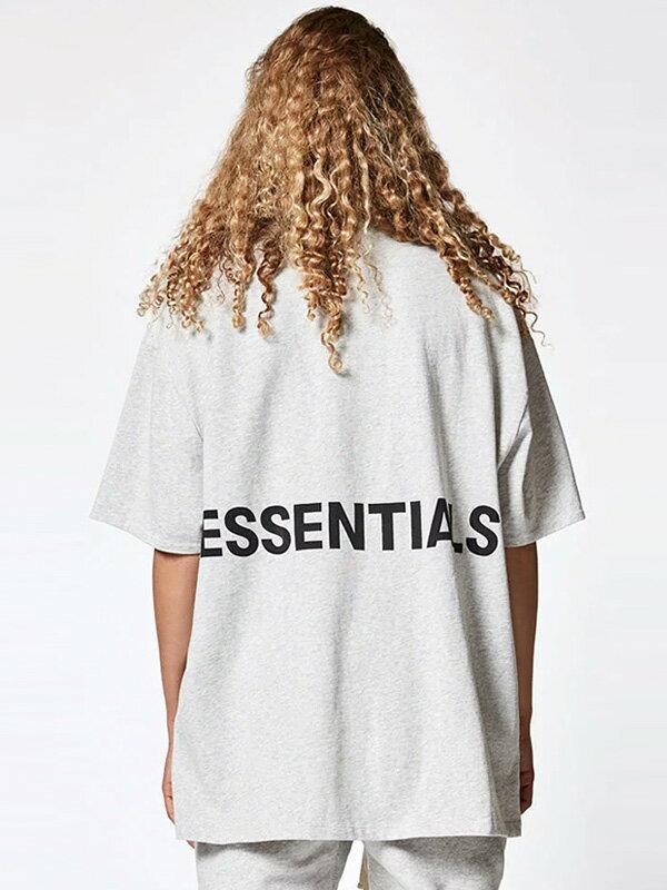 トップス, Tシャツ・カットソー Fear of God T FOG ESSENTIALS F.O.G Boxy Graphic T-Shirt TEE 504998