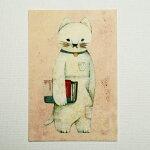 福田利之ワポストカード