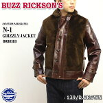������̵����BUZZRICKSON'S�Х��ꥯ���󥺥ե饤�ȥ��㥱�å�AVIATIONASSOCIATES��N-1GRIZZLYJACKET��BR80383�ڥ��ᥫ���ۡڥ��㥱�åȡۡڳڥ���_������10P11Jan13��smtb-k�ۡ�ky��