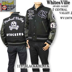 ������̵����WhitesVille�ۥ磻�ĥӥ����Υ��󥿡��ץ饤�����������30oz.WOOLMELTONSET-INAWARDJACKETFULLDECORATION��CENTRALVALLEY��WV13079�ڳڥ���_�����ۡ�RCP��10P01Nov14��smtb-k�ۡ�ky��