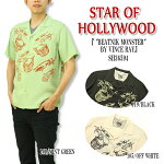 "������̵����STAROFHOLLYWOOD���������֥ϥꥦ�å����Υ��󥿡��ץ饤��ALOHASHIRT����ϥ���ġ�S/SOPENSHIRT""BEATNIKMONSTER""byVINCERAY��SH36594�ڥ��ᥫ���ۡڳڥ���_������fs04gm��RCP��10P06May14��smtb-k�ۡ�ky��"