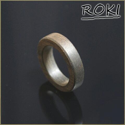 指輪 リング ゆびわ 天然木の自然派リング(小) アクセサリー